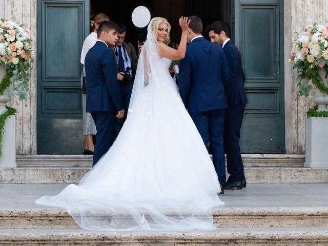 Matrimonio Eleonora Daniele, la bomboniera speciale che riempie di gioia Elena Santarelli: di cosa si tratta