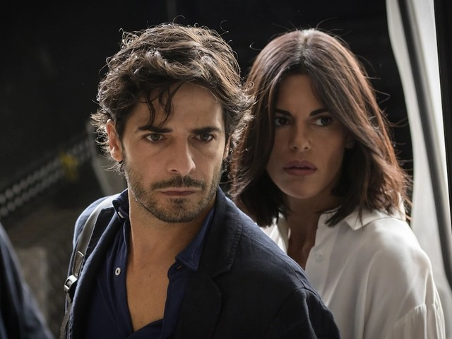 Cast e personaggi di Fino all'Ultimo Battito su Rai1 con Marco Bocci e Bianca Guaccero