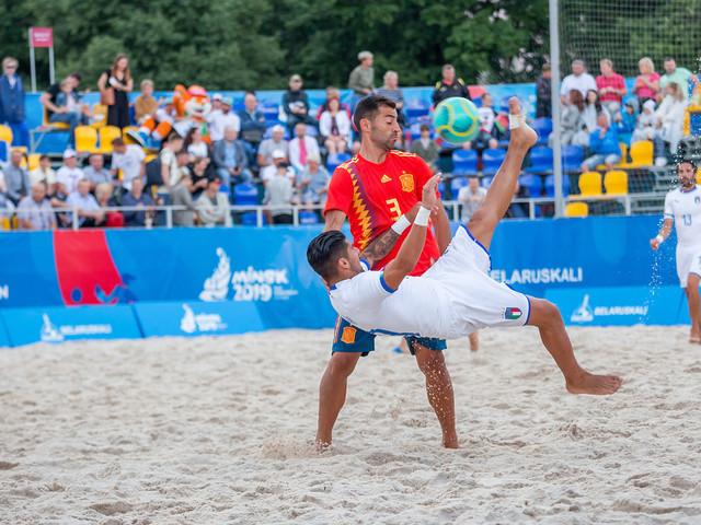 Italia-Svizzera, Mondiali beach soccer 2019 oggi: orario d'inizio e come vederla in tv