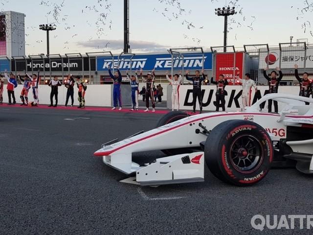 Honda Racing - A Motegi i 60 anni del motorsport