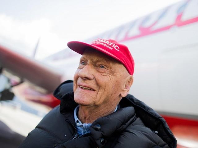 Formula 1: Niki Lauda dimesso dall'ospedale a Vienna