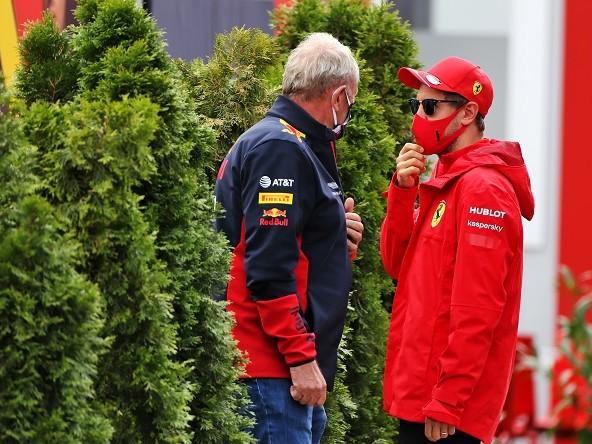 """Marko-Vettel: """"Gli avevo consigliato di fermarsi un anno"""""""