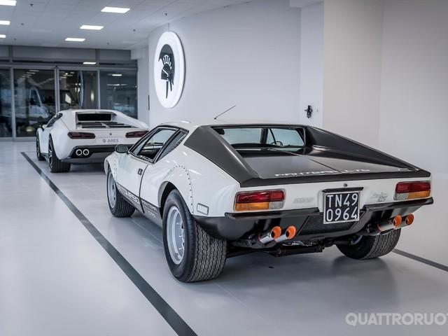Ares Design - Dove nascono la nuova Pantera e la 911 GT3 Targa