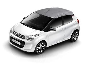 Citroën C1 ELLE, l'auto è femminile