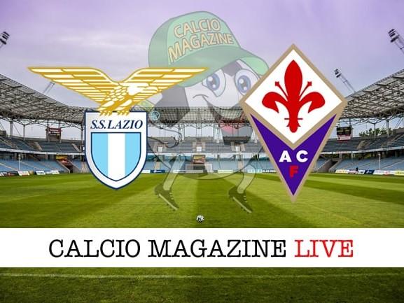 Lazio-Fiorentina: cronaca e risultato in tempo reale, le ultime di formazione