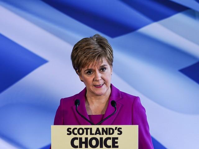 """La Scozia rialza la testa: """"Indipendenza"""""""