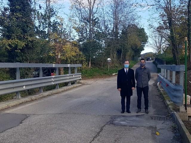Meldola, completati i lavori di messa in sicurezza del ponte sulla Strada della Barca