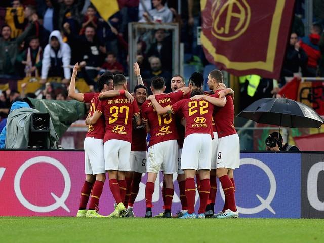 La Roma vince 2-1 contro il Napoli: giallorossi terzi in classifica