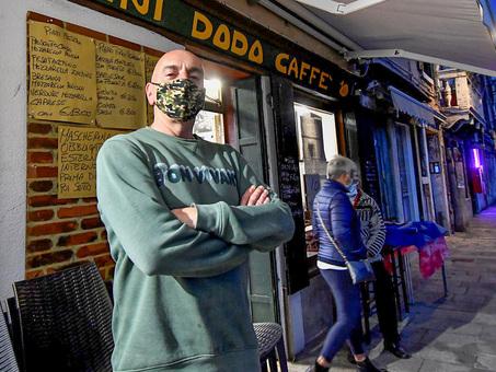 Nuovo Dpcm. L'oste ribelle di Venezia: «Io non ?chiudo, mi possono anche arrestare»