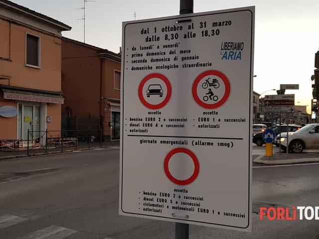 Smog, tornano le limitazioni al traffico: la mappa delle strade percorribili anche dai diesel Euro 3