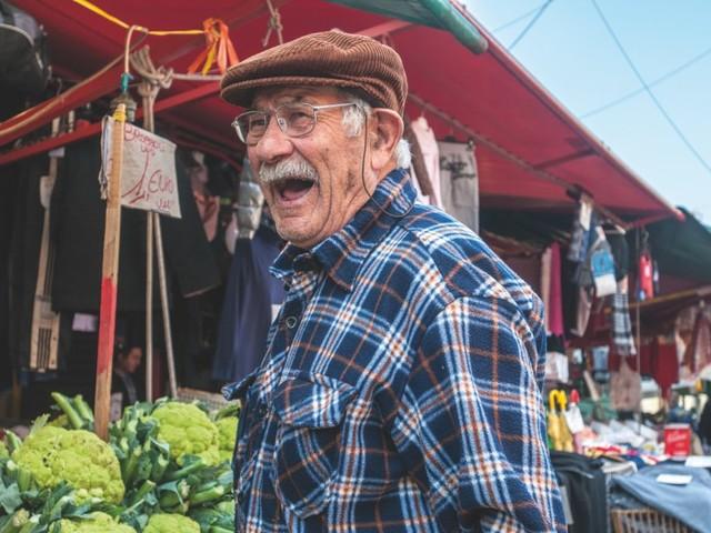 I mercati di Palermo in un libro di Ardizzone e Basile