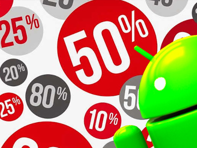 Android – giochi, app e icon pack in offerta (19/10/2019)
