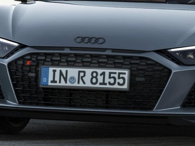 Arriva in Italia la nuova Audi R8, sportività e performance ad alti livelli
