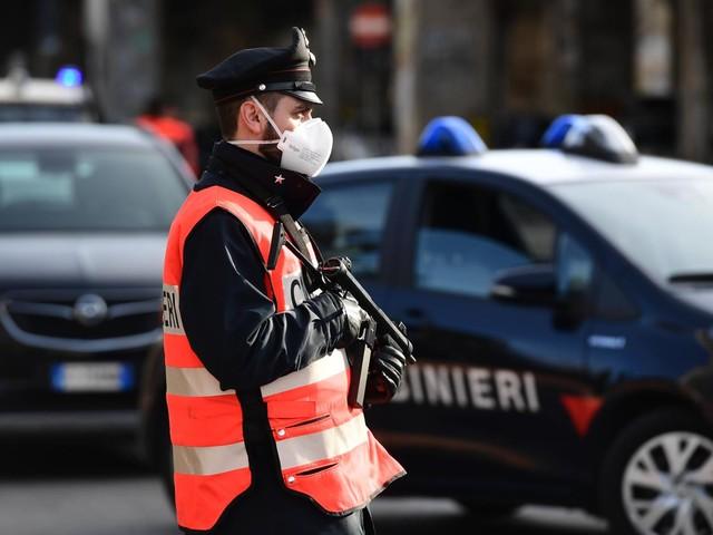 Minaccia il suicidio a Villa Sofia, salvato dai Carabinieri 38enne di Monreale