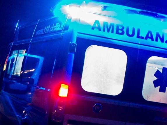 La Spezia, due bambini travolti da furgone: sono gravi