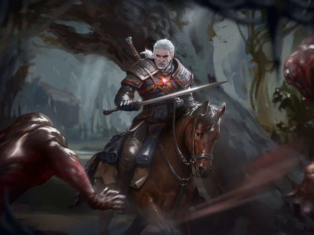The Witcher: Netflix annuncia il film anime Nightmare of the Wolf