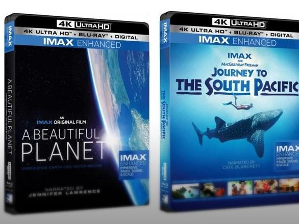 In arrivo i primi Ultra HD Blu-ray IMAX Enhanced con HDR10+