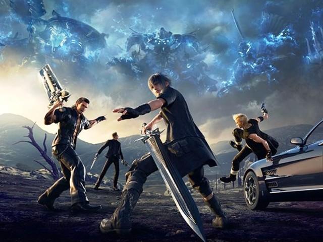 Final Fantasy XV torna a marzo con Windows e Royal Edition