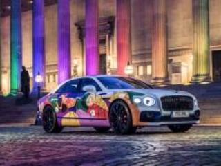 Quanti colori! Bentley Unifying Spur al MIMO Motor Show