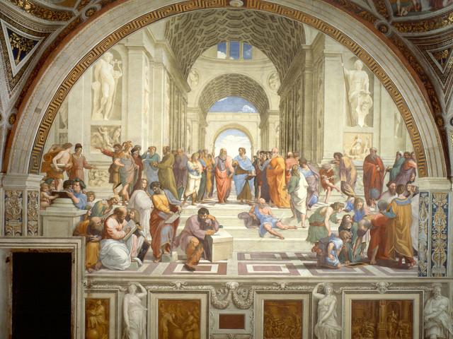 La magia di Raffaello cinquecento anno dopo