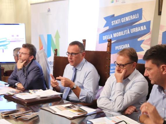 Pescara, gli Stati Generali della Mobilità Urbana
