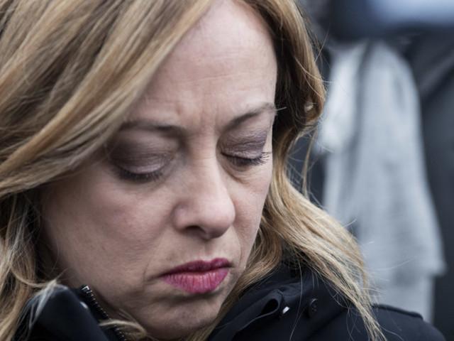 """""""Mes? Non mi fido. Draghi? Lasciamolo stare"""", dice Meloni"""