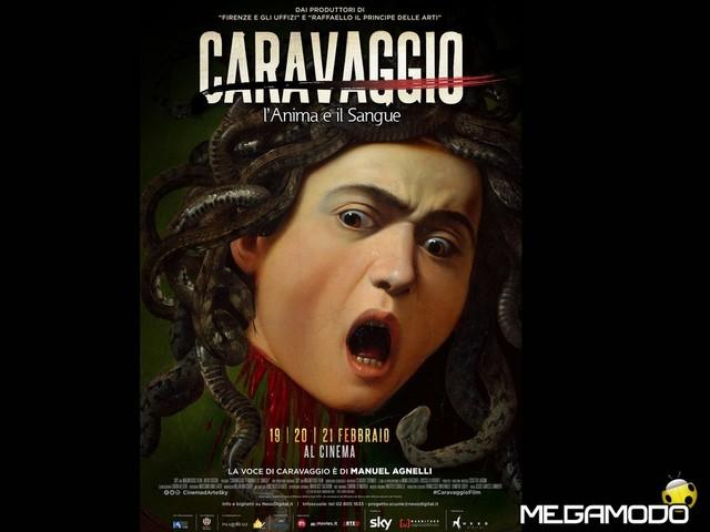 Caravaggio – L'Anima e il Sangue pronto al debutto nelle sale italiane