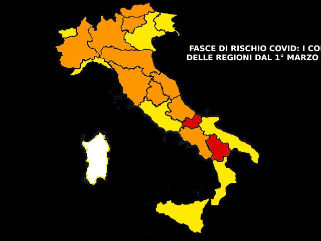 Da lunedì la Sardegna sarà la prima zona bianca covid d'Italia