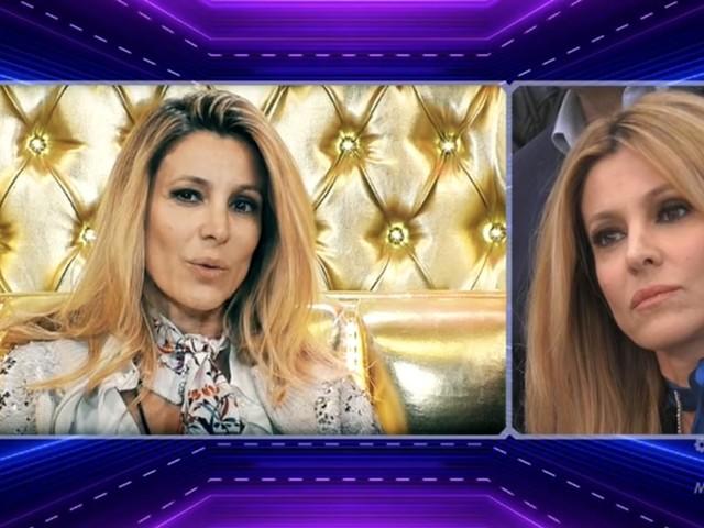 """Gf Vip, Adriana Volpe torna su Giancarlo Magalli: """"Mi chiese scusa in diretta e poi non mi ha più salutato"""""""