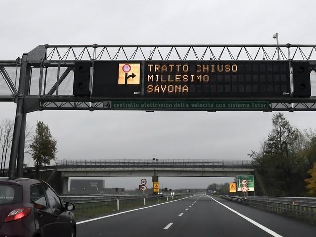Savona, il collasso delle infrastrutture investe l'entroterra. E la 'Montagna degli Amaretti' rimane isolata