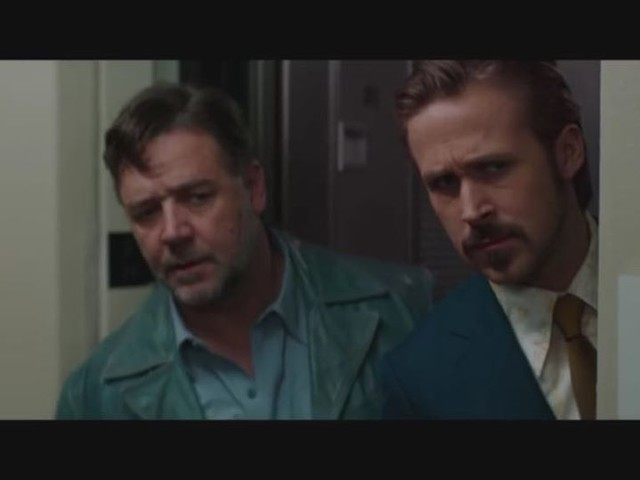 THE NICE GUYS, RETE 4/ Streaming video del film con Ryan Gosling e Russell Crowe