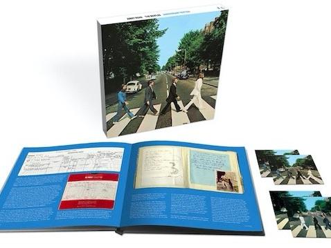 Beatles: in arrivo le edizioni speciali di Abbey Road per il 50° anniversario del disco
