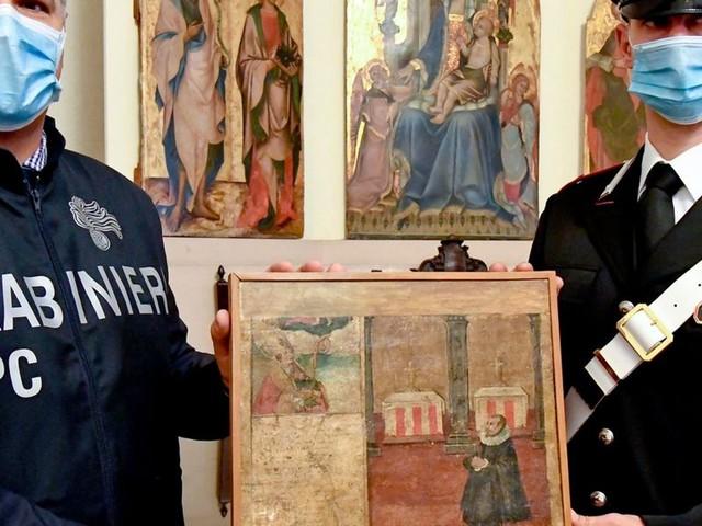 Furti, ritrovamenti, dispute: le peripezie dell'arte italiana
