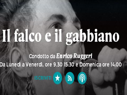 Enrico Ruggeri racconta le biografie di punk e metallari di spicco: il podcast gratis da scaricare