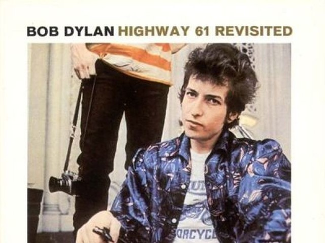 "Vinyl ID: ""Highway 61 revisited"", Bob Dylan"