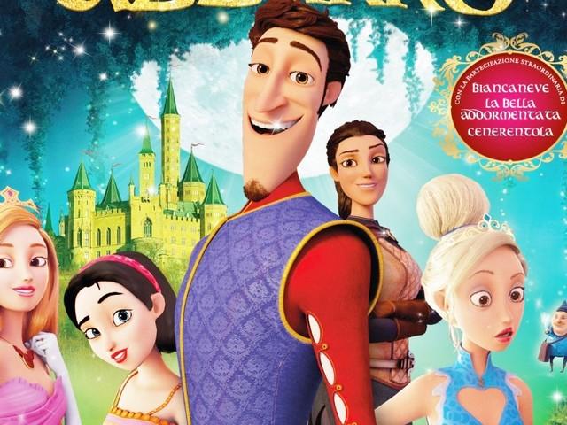 C'era una volta il Principe Azzurro: trailer italiano del film d'animazione dal produttore di Shrek