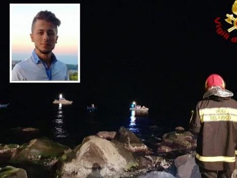 Auto inghiottita dal mare ad Acireale, dopo 8 giorni trovato il corpo di Enrico Cordella