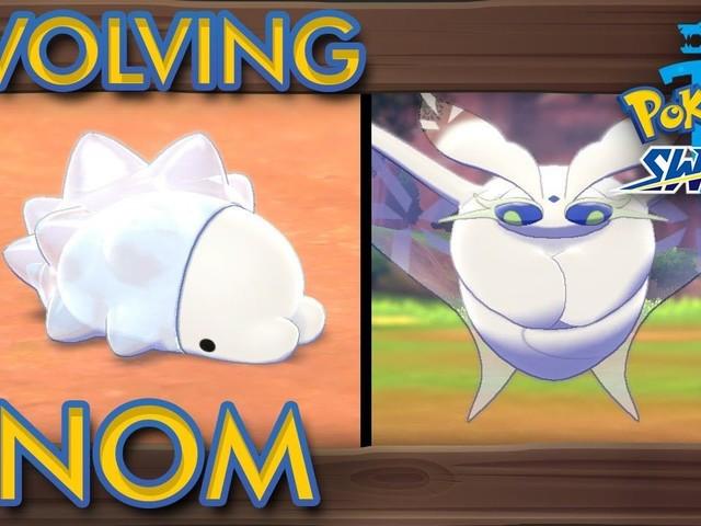 Pokemon Spada e Scudo: come far evolvere Snom in Frosmoth
