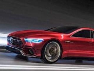 Mercedes-AMG GT quattro porte: ecco la rivale della Panamera