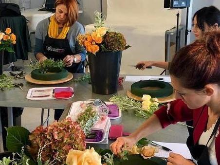 Gli architetti del bouquet: boom di corsi dedicati ai fiori