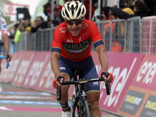 Ciclismo: grave incidente a Domenico Pozzovivo, fratture a braccio e gamba