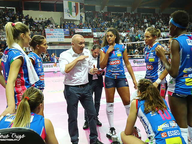 Novara-Stoccarda, Champions League volley femminile: orario d'inizio e come vederla in tv e streaming