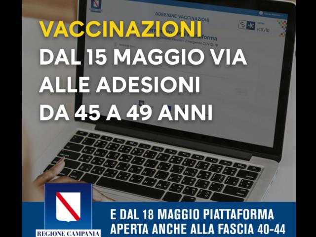 Prenotazione del vaccino in Campania over 40 su Soresa, chiarimenti su problemi SMS OTP