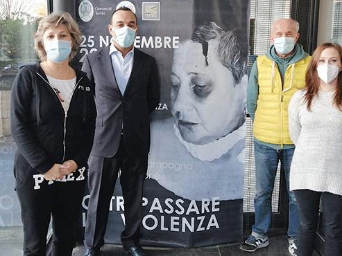 Torrile dice no alla violenza sulle donne: le iniziative per il 25 novembre