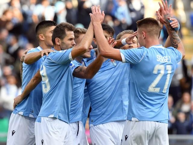 Dazn, top 11 della 14esima giornata: presenti due calciatori della Lazio