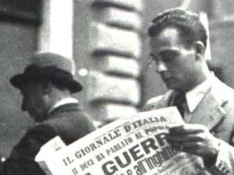 Le vere motivazioni della seconda guerra mondiale e dell'intervento italiano, 10 giugno 1940