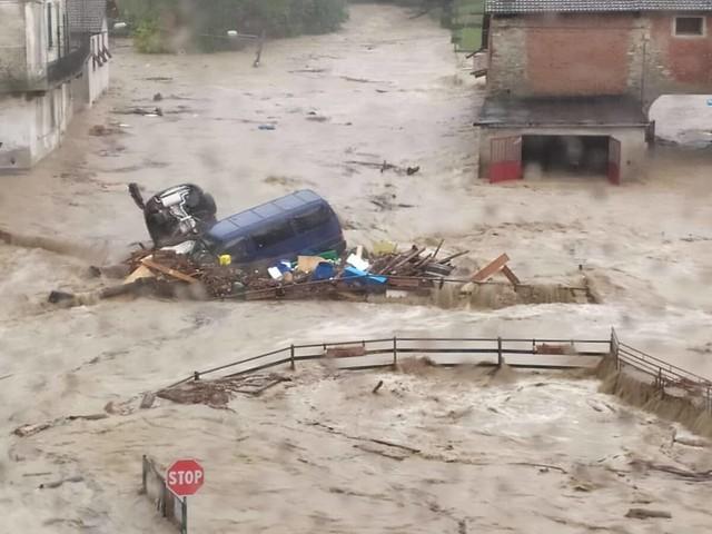 Maltempo: i sindaci dell'Oltrepo' chiedono lo stato di calamità