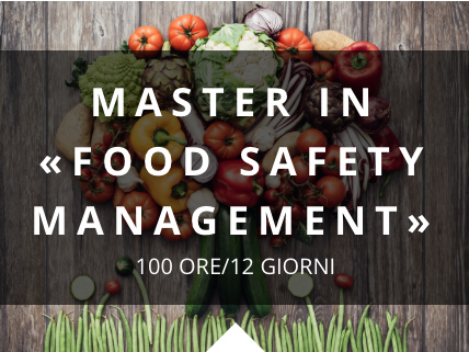 Aperte le selezioni per i master in Food Safety Management e in Food Export Management del Csqa. Lezioni al via a novembre 2019