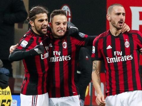 Milan-Sampdoria 1-0, rossoneri ora 6/i