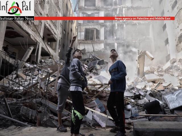 Striscia di Gaza: l'occupazione israeliana è costata a 16,7 miliardi di dollari negli ultimi 10 anni